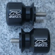i5® Suzuki GSXR 600 750 1000 1100 BILLET SWINGARM SLIDERS